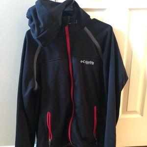 Men's Columbia Field Gear Zip Jacket (with hood)
